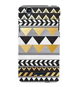 EPICCASE liaison angles Mobile Back Case Cover For YU Yureka Plus (Designer Case)