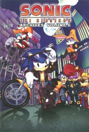 Sonic The Hedgehog Archives Volume 6: v. 6