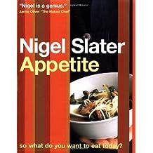 Appetite by Nigel Slater (2002-09-24)
