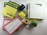 MANN-FILTER ÖLFILTER POLLENFILTE LUFTFILTER KRAFTSTOFFFILTER W211 S211 280 CDI 320 CDI