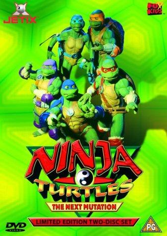 Teenage Mutant Ninja Turtles - The Next Mutation - Volume 1