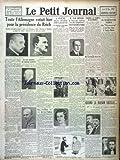 Telecharger Livres PETIT JOURNAL LE No 25260 du 14 03 1932 TOUTE L ALLEMAGNE VOTAIT POUR LA PRESIDENCE DU REICH VON HINDENBURG OU HITLER L AIDE AUX ETATS DANUBIENS IVAR KREUGER S EST SUICIDE A PARIS LE TRADITIONNEL DES TERRENEUVAS A SAINT MALO LA MORT DU PROF CHARLES GIDE LE VOYAGE AERIEN DU COMTE ET DE LA COMTESSE DE SIBOUR AU SECOURS DE L ENFANCE INQUIETE (PDF,EPUB,MOBI) gratuits en Francaise