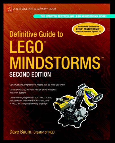 Definitive Guide to LEGO MINDSTORMS (Technology in Action Series)