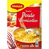 Maggi Soupe Poule aux Vermicelles (1 Sachet) - 65g -