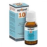 Apopet Schüssler-salz Nummer 10 Natrium sulf.D 6 12 g