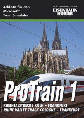 Preisvergleich Produktbild Train Simulator - Pro Train Add-On