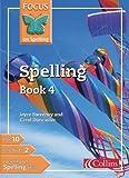 Focus on Spelling – Spelling Book 4