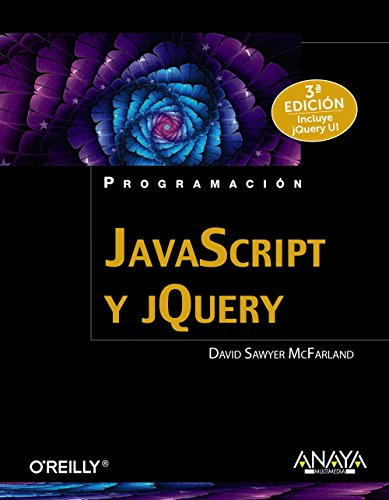 JavaScript y jQuery por David Sawyer McFarland