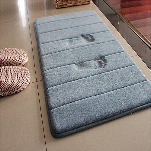 Fußmatten-langsamer Rebound Coral Fluff Carpet für lebendes/Bett-Raum-Nicht Beleg-saugfähiger Schnell trocknender Teppich Kundengerechte Innenfuß-/Tür-Matten, 9 Farben (Größe : 40*120cm) (Benutzerdefinierte Foto Tür Matte)