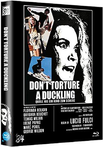 Bild von Don't Torture a Duckling - Quäle nie ein Kind zum Scherz - Uncut [Blu-ray] [Limited Edition]
