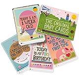 Milestone Baby-Karten