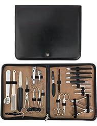 3 Swords Germany – kit manucure pédicure ciseaux ongles - qualité marque (0552)
