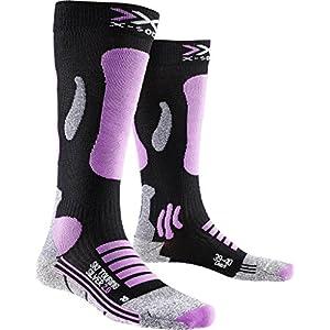 X-Socks Damen Ski Touring Silver 2.0 Lady Socken