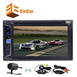 Eincar neueste Windows CE Double 2 Din Autoradio DVD Player Auto Stereo 6.2