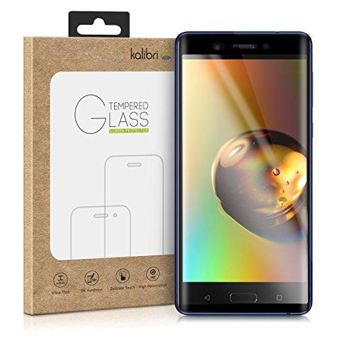 kalibri-Echtglas-Displayschutz-fr-Nokia-8-Sirocco-3D-Schutzglas-Full-Cover-Screen-Protector-mit-Rahmen-Glas-Folie-auch-fr-gewlbtes-Display-in-Schwarz