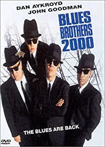 Blues Brothers 2000 [DVD] [1998]