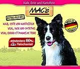 Macs Dog Kalb+Ente 400 g D