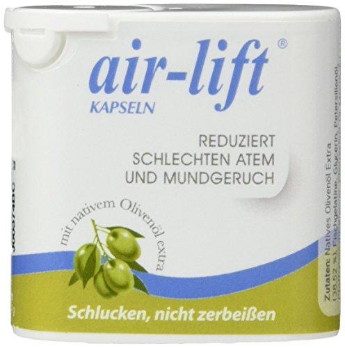 Air-lift Anti-Mundgeruch Kapseln, 40 Stück