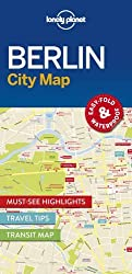 Berlin City Map (Travel Guide) by Lonely Planet (2016-09-20)