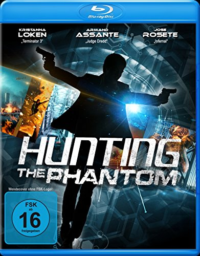 Bild von Hunting the Phantom [Blu-ray]