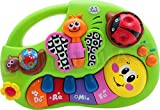 Baby Keyboard - Bunte Interaktive Klavier - Piano mit Licht und Ton - Musikinstrumente - Klavier für Kleinkinder