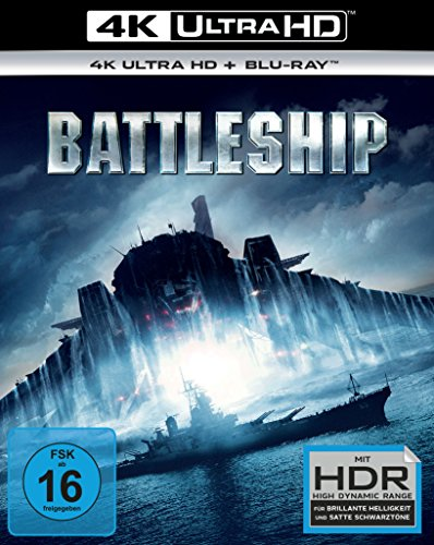 Battleship - Ultra HD Blu-ray [4k + Blu-ray Disc]