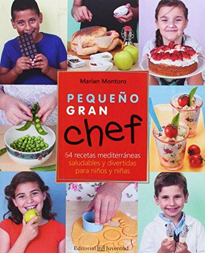 Pequeño Gran Chef (REPOSTERIA DE DISEÑO) por Marian Montoro