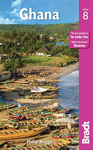 Ghana (Bradt Travel Guides) (English Edition)