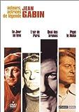 Coffret Jean Gabin 4 DVD - Vol. 4 : Le Jour se lève / L'Air de paris / Quai des brumes / Pépé le moko