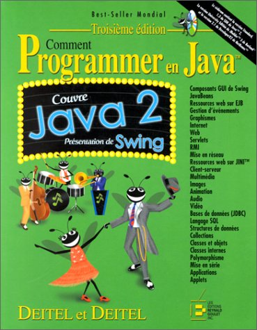 Comment programmer en Java par Harvey M. Deitel