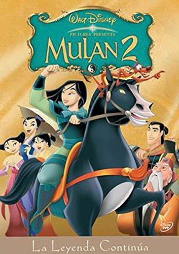 Mulán 2 [DVD]