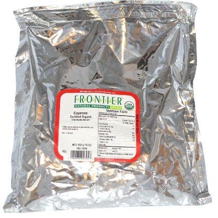 Frontier Herb 34108 90000 Cayenne Hu