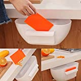 #5: HOME CUBE® Cute Home Kitchen Cabinet Trash Storage Box Organizers Garbage Holder Portable - Random Colour