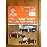 Ré-édition - R19 Ph 2 Revue Technique Renault