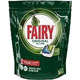 Fairy Original Todo en 1 Cápsulas para Lavavajillas - 44 Cápsulas
