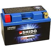 Batterie KTM SX350 F  Bj 2017 Shido Lithium LTKTM04L für KTM