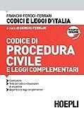 Codice di procedura civile e leggi complementari 2019