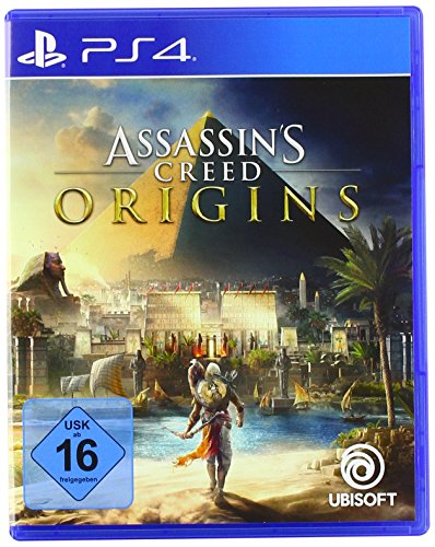 Assassin's Creed Origins - [PlayStation 4]