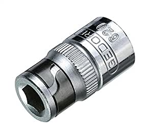"Gedore Bit-Adapter 1/4"" skt - 1/4"" vkt"