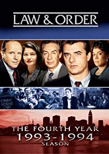 Law & Order: Fourth Year [DVD] [1991] [Region 1] [US Import] [NTSC]