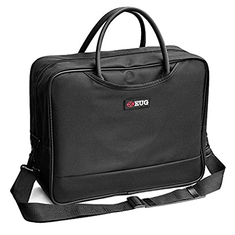 CAIWEI Shoulder Bag for Projector Storage Carry and Accessories Water Resistant Electronic Laptop Business Organizer