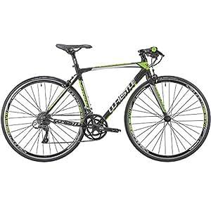 28 Zoll Crossrad Whistle MODOC Flat Bar Shimano Claris 51 oder 54 cm, Rahmengrösse:51 cm