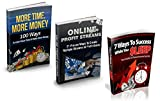 More Time More Money, Online Profit Streams, 7 Ways To Success While You Sleep: 100 Ways To Gain More Time & Make More Money, 21 Proven Ways To Create ... Your Guide To Passive (English Edition)