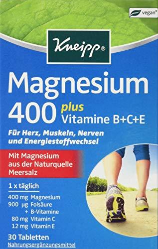 Kneipp Magnesium 400, 30Tabletten, 37g