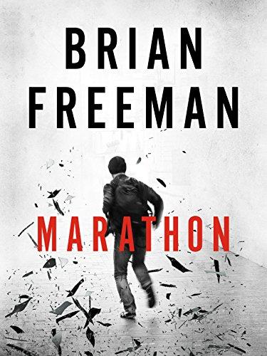 Marathon: The extraordinary new Jonathan Stride Thriller (Jonathan Stride Thrillers)