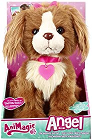 "Animagic Angel, My Glowing Puppy, Kids Plush Cuddly Soft Toy Pet Dog, 11"",31151.43"