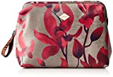 Oilily Damen Jolly Cosmeticpouch Lhz 2 Clutch, Rot (Dark Red), 11x18.5x25.5 cm