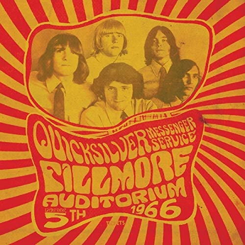 Fillmore Auditorium - November 5, 1966 [Vinyl LP]