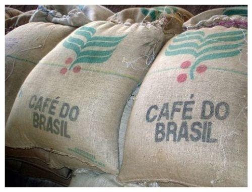 SACCHI JUTA DI CAFFE' USATI 70 x 100 SACCO (5 PEZZI)TELA YUTA CAFE