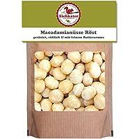 Eichkater Macadamia geröstet & ungesalzen 1er-Pack (1x500g)